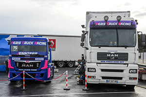 paris truck racing